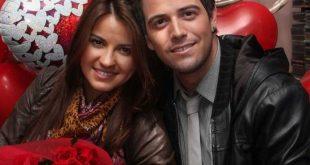 صورة صور ماري تشوي مع زوجها الحقيقي , صور حصرية لبطلة مسلسل مارى تشوى مع زوجها