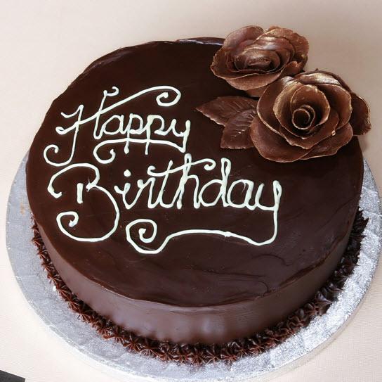 بالصور صورة تورتة شوكولاته , صور تورتة اعياد ميلاد بالشيكولاتة 1049 5