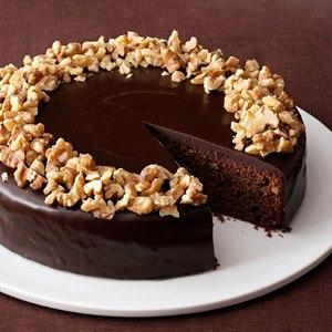 بالصور صورة تورتة شوكولاته , صور تورتة اعياد ميلاد بالشيكولاتة 1049 8