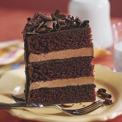 بالصور صورة تورتة شوكولاته , صور تورتة اعياد ميلاد بالشيكولاتة 1049 9