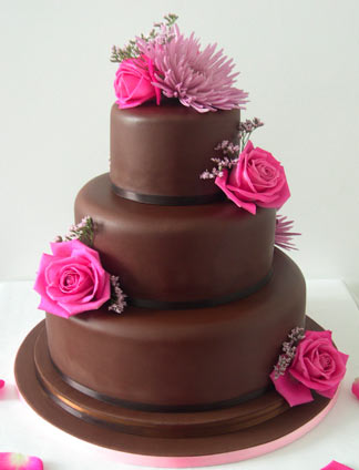صورة صورة تورتة شوكولاته , صور تورتة اعياد ميلاد بالشيكولاتة