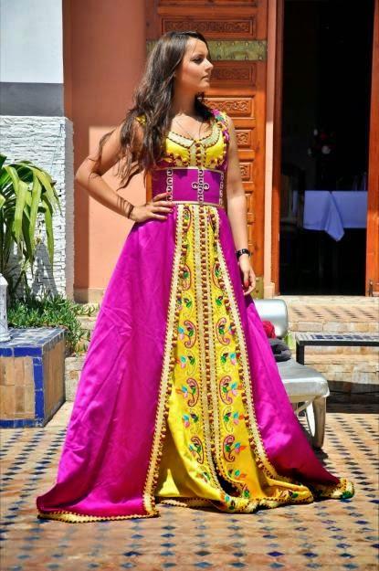 بالصور ملابس تقليدية للعيد , اجمل اشكال اللباس التقليدى 1161 4