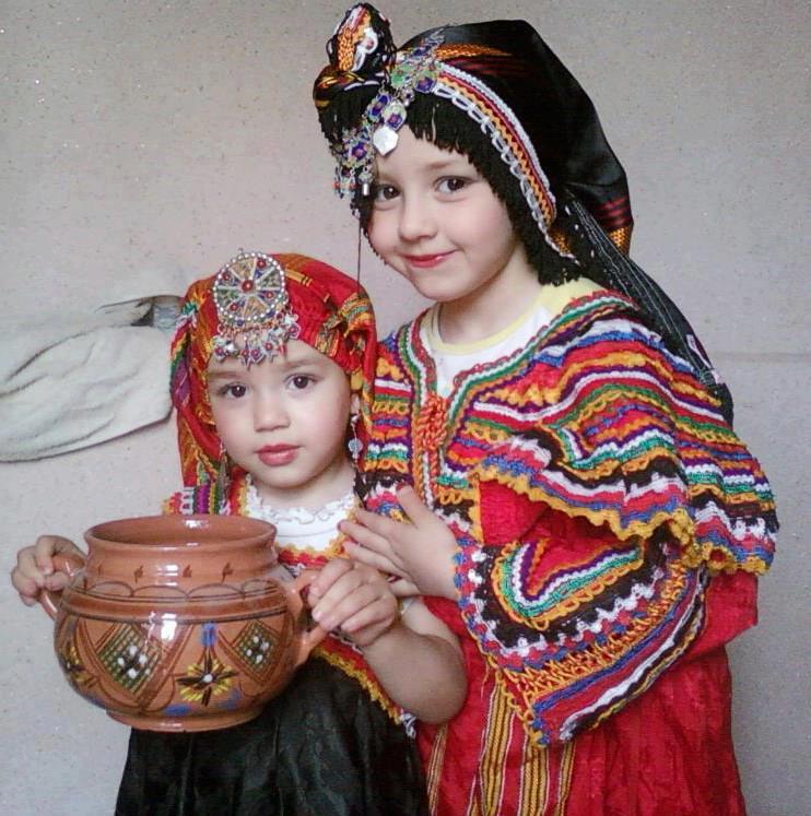 بالصور ملابس تقليدية للعيد , اجمل اشكال اللباس التقليدى 1161 6