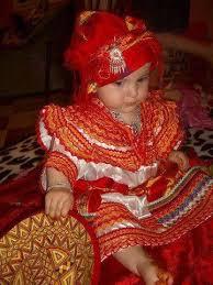 بالصور ملابس تقليدية للعيد , اجمل اشكال اللباس التقليدى 1161 7