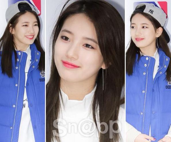 صوره قمة الجمال فتاة كورية بدون مكياج , حطمت مقياس الجمال في كوريا كلها