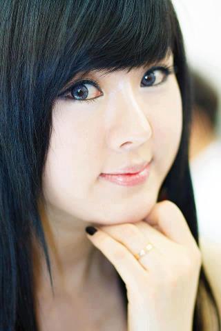 بالصور قمة الجمال فتاة كورية بدون مكياج , حطمت مقياس الجمال في كوريا كلها 1189 4