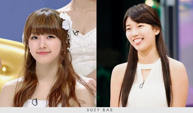 بالصور قمة الجمال فتاة كورية بدون مكياج , حطمت مقياس الجمال في كوريا كلها 1189