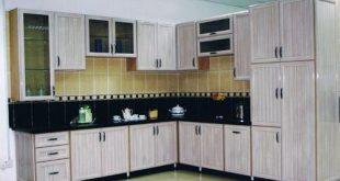ديكورات خزائن مطبخ المنيوم , اشكال متنوعة للمطابخ الالمونيوم