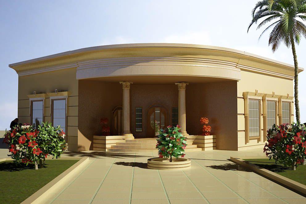 بالصور ديكورات واجهات منازل صغيرة ارضي , ديكورات حديثة لواجهة منزلك 1232 4