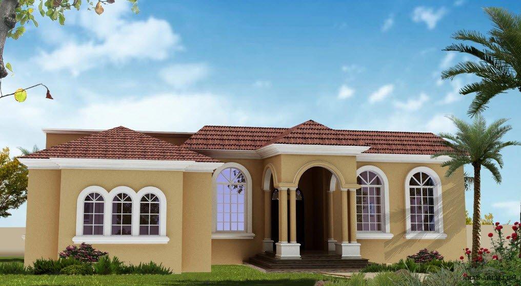 بالصور ديكورات واجهات منازل صغيرة ارضي , ديكورات حديثة لواجهة منزلك 1232 6
