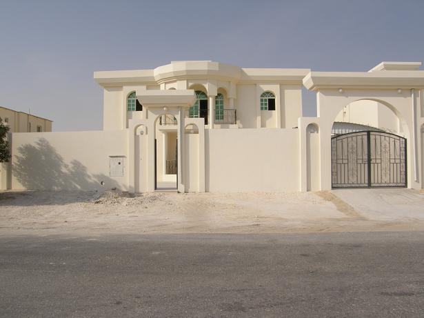 بالصور ديكورات واجهات منازل دور ارضي , اشكال ديكورات جديدة لتزيين واجهات المنازل 1236 6