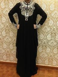بالصور عبايات سوداء كاجوال , عبايات بلون اسود عملية جدا و على الموضة 1288 5
