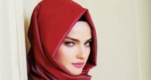 صوره احدث موديلات لفات الطرح 2018 , لفات حجاب جديدة و مميزة
