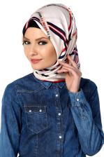 بالصور احدث موديلات لفات الطرح 2019 , لفات حجاب جديدة و مميزة 1303 6