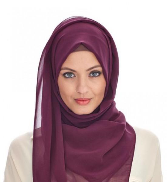 بالصور احدث موديلات لفات الطرح 2019 , لفات حجاب جديدة و مميزة 1303 7