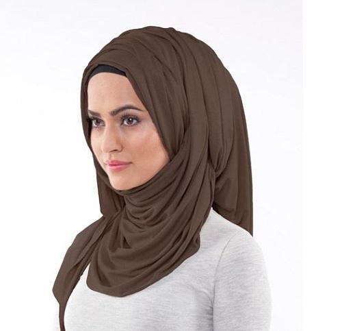 بالصور احدث موديلات لفات الطرح 2019 , لفات حجاب جديدة و مميزة 1303 8