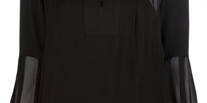 صورة بلوزات سواريه 2019 , باديهات جديدة للسهرة تاخد العقل