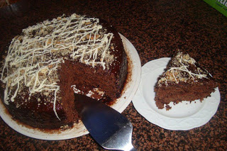 صوره الكيك المغربي بالصور , كيكة تحفة و شكلها يجنن