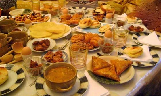بالصور اطباق رمضان بالصور , ابتكرى اكلات جديدة لسفرتك 1417 7