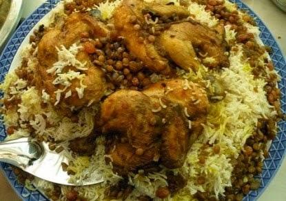 صورة طبخ خليجي بالصور , اكلات شهية تاخد العقل
