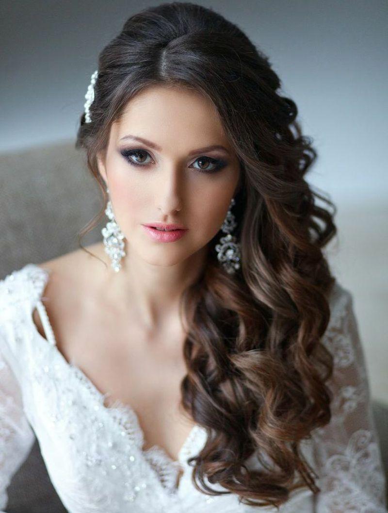 تسريحات الشعر للعروس 2019 تعالى و اقولك ازاى تبقى ملكة