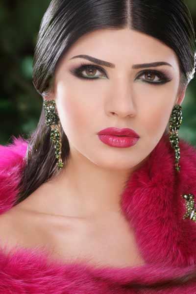 بالصور تسريحات سحر الشرق 2019 بالصور , شوفى جمال و روعة الشعر الشرقى 1430 3