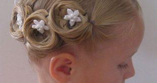 بالصور تسريحات شعر بسيطة بالخطوات والصور للاطفال , دلعى بنوتك بالضفاير و الفيونكات 1431 8 310x165
