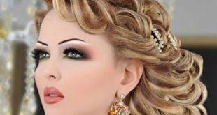 صور تساريح ومكياج سحر الشرق 2019 , يلا يا قمرات شوفوا استايل الملكات