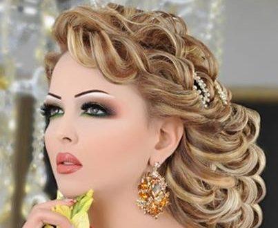 صوره تساريح ومكياج سحر الشرق 2018 , يلا يا قمرات شوفوا استايل الملكات