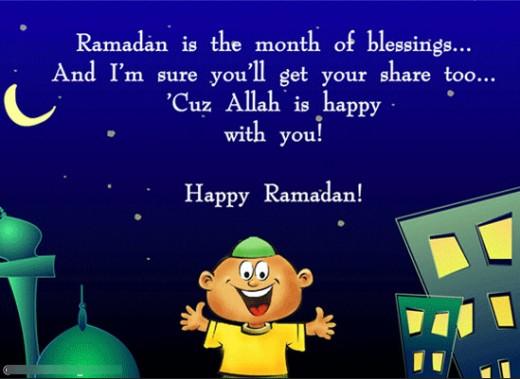 بالصور صور على رمضان , فرحة و سعادة بمناسبة شهر الخير 1489