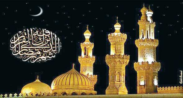 صوره صورخلفيات رمضان , معانا حتعيش فى جو رمضانى حقيقى
