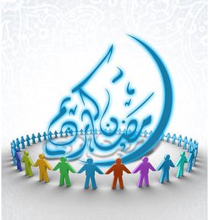 رسائل رمضان كريم , هنى حبايبك فى شهر الخير و اوصل الود القديم