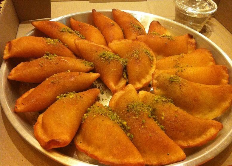 بالصور احلى حلويات رمضان على الاطلاق , فاجئي احبابك بعد الافطار وخليهم يحلو 1548 1