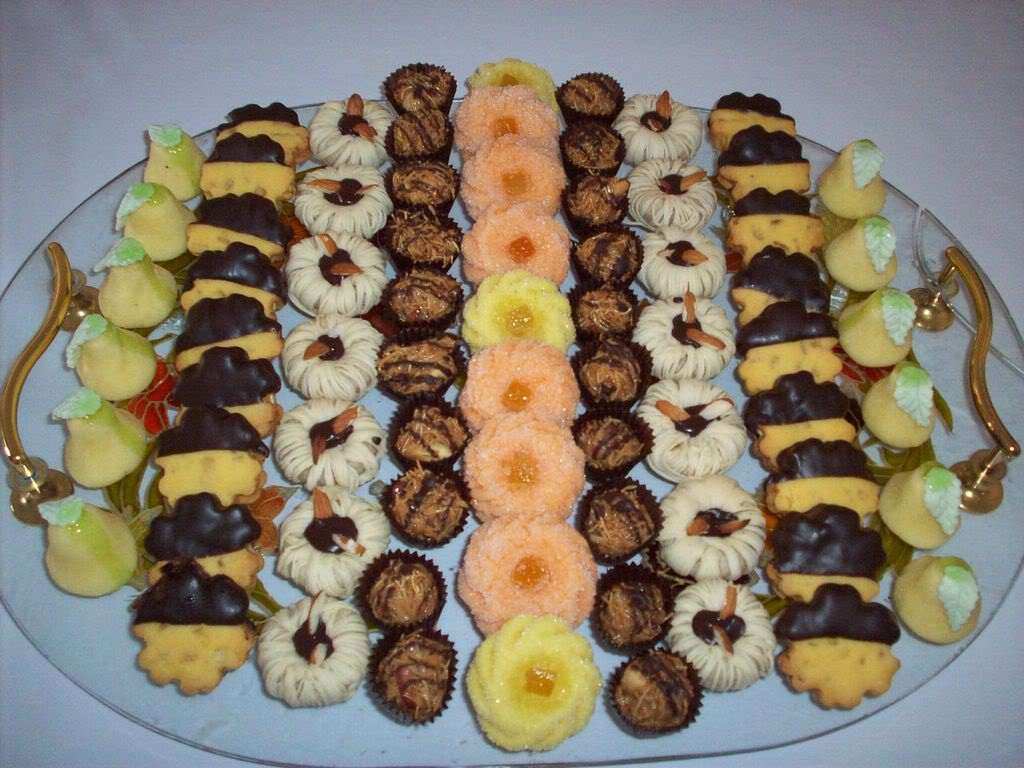 صوره صور حلويات العيد , كحك و بسكوت عشان تفرحى اطفالك