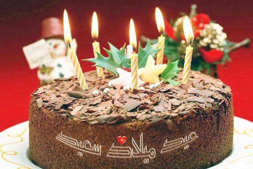 صوره صور كعكة عيد ميلاد , تورتات تجنن ما فيش اجمل منها