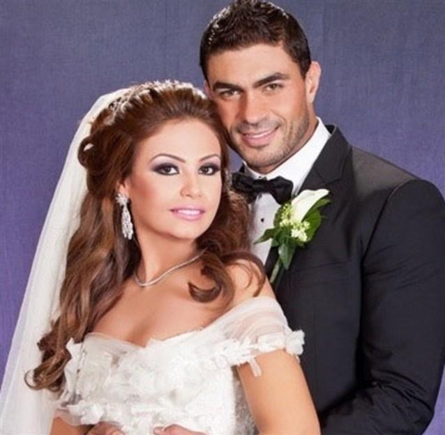 بالصور صور خالد سليم وزوجته , شوفوا مراته اللى زى القمر 1608 1