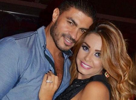 بالصور صور خالد سليم وزوجته , شوفوا مراته اللى زى القمر 1608 2