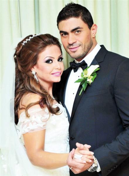 بالصور صور خالد سليم وزوجته , شوفوا مراته اللى زى القمر 1608 3