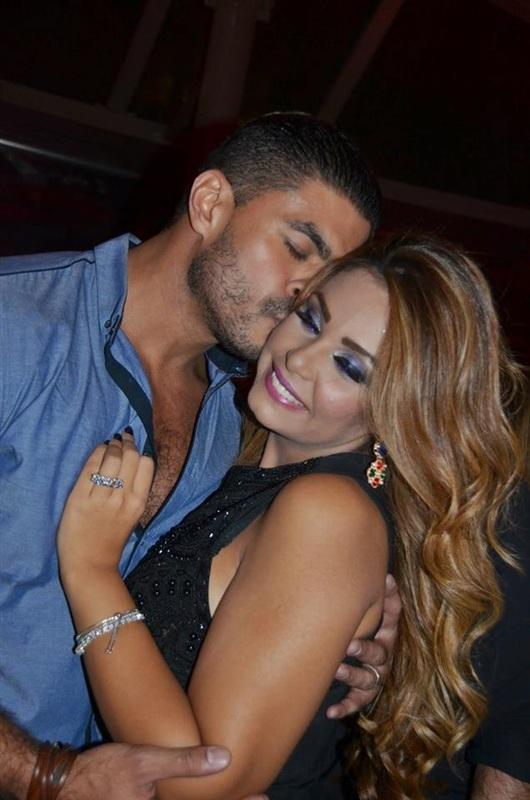 بالصور صور خالد سليم وزوجته , شوفوا مراته اللى زى القمر 1608 8