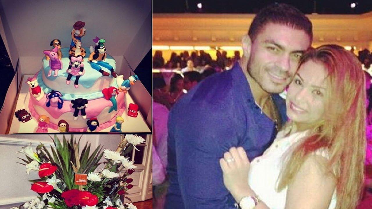 بالصور صور خالد سليم وزوجته , شوفوا مراته اللى زى القمر 1608 9