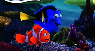بالصور صور كرتون نيمو , سمكة البهلوان الصغيرة و الشقية جدا 1630 4