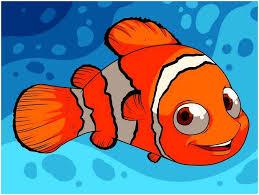 بالصور صور كرتون نيمو , سمكة البهلوان الصغيرة و الشقية جدا 1630 5