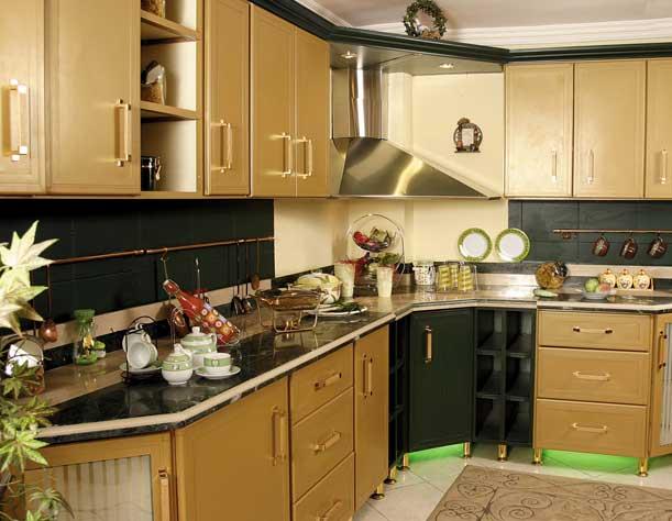 بالصور صور مطابخ الوميتال , مطبخك شياكة و شكله جنان 2752 8
