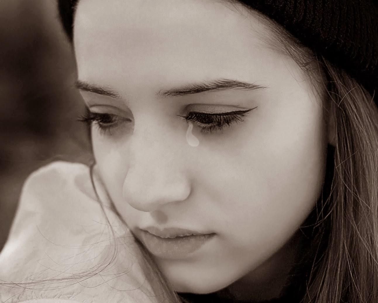 صورة صور فتاة حزينة , الكابة و الانكسار فى احاسيس بنت