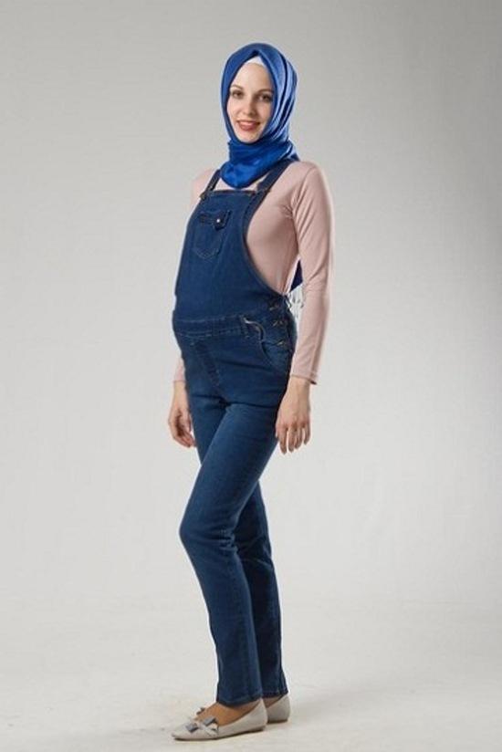 بالصور ملابس حوامل محجبات في مصر , ازياء محتشمة للحامل 954 9