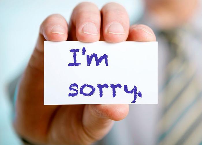 بالصور صور طلب السماح من الحبيبة , بوستات اعتذار من المحبوبة 992 8