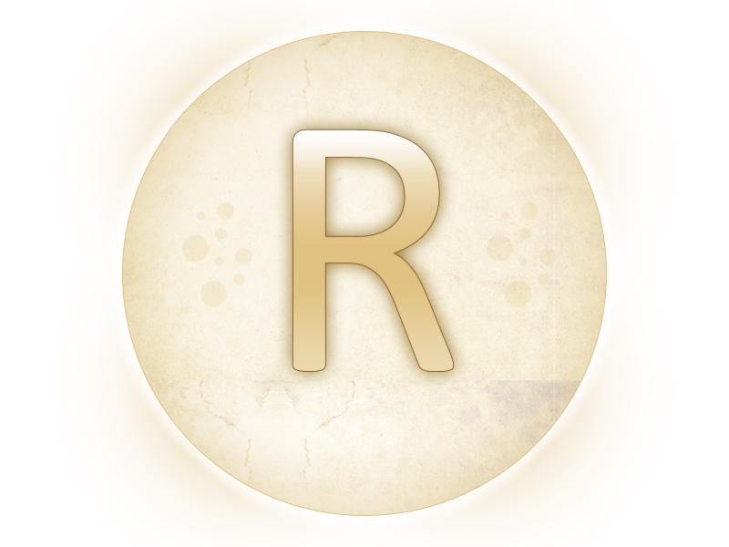 بالصور صور حرف r , خلفيات موخرفة لحرف r 999 7