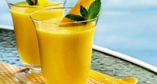 صور عصير مانجو , اروي عطشك باحلي مشروب