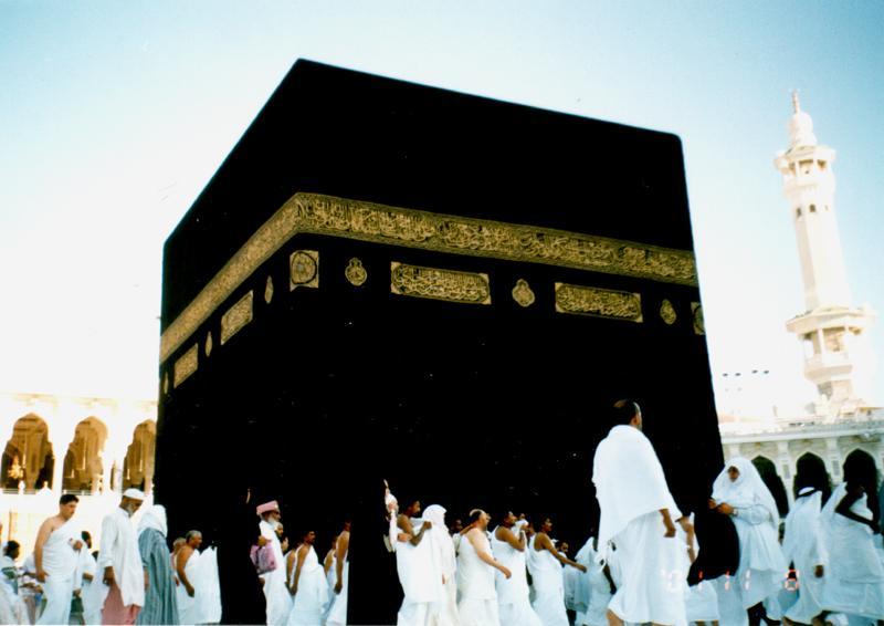 صوره صور الكعبة الشريفة , امنية كل مسلم زيارة بيت الله الحرام