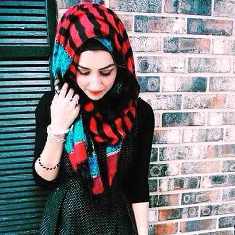 بالصور صور محجبات كيوت , انتي جميلة وانيقة بالحجاب البسيط 1805 8